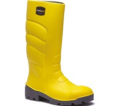 Fortis Yellow Wellington Boots