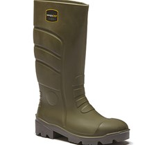 Fortis Dark Green Wellington Boots