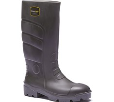 Fortis Black Wellington Boots