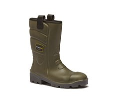 Lucem+ Green Wellington Boots