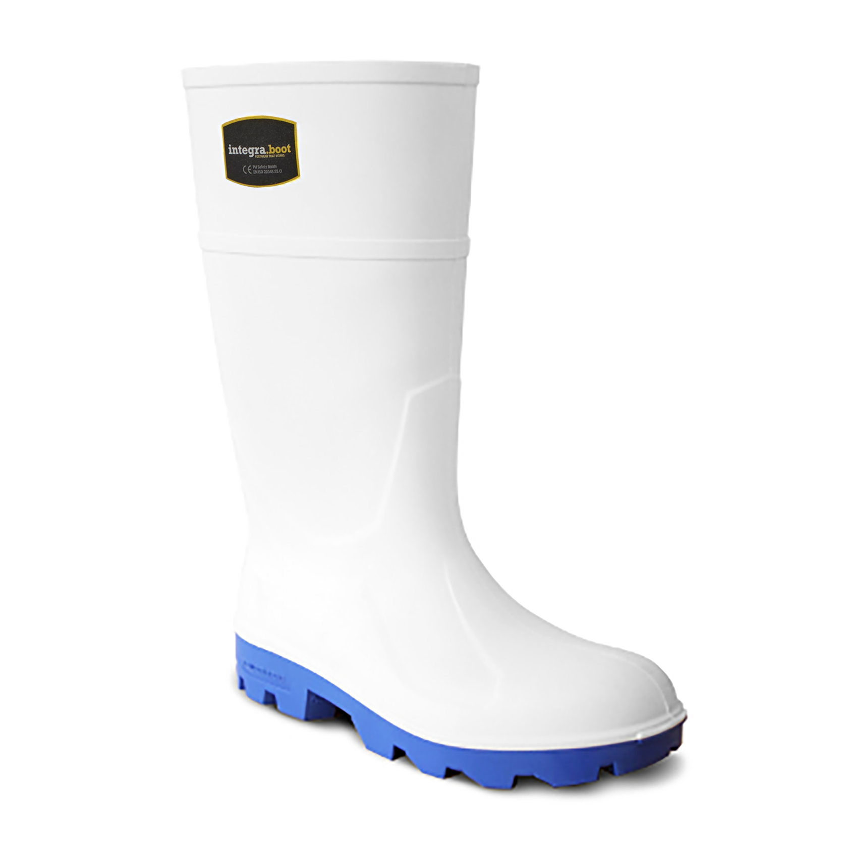 Tenaci White Wellington Boots