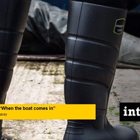 "integra.boot Supports ""Women Working In The Fishing Industry"" - BBC Stories"